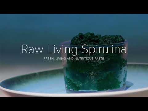 World's Most Perfect Food - Spirulina