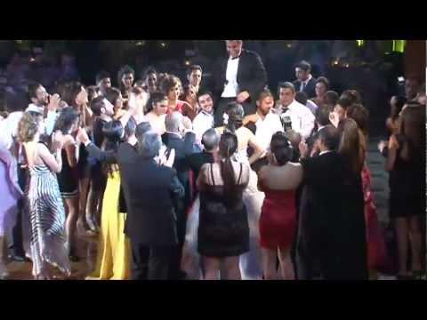 Elie & Sasha Wedding - First Dance + Naji Osta