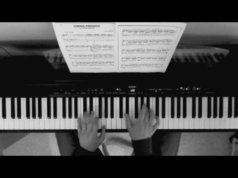 Ennio Morricone: Cinema Paradiso Theme (piano)