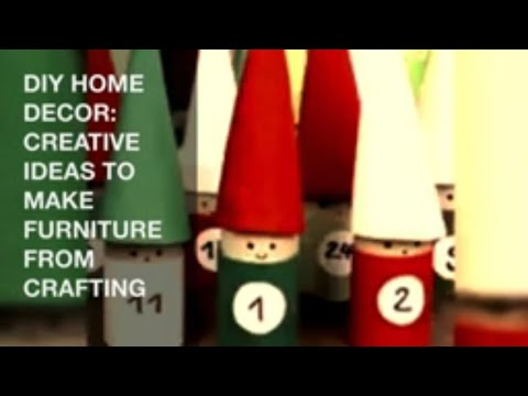 10 SIMPLE AND CREATIVE HOME DECOR IDEAS!|10 DIY HOME DECOR:CREATIVE IDEAS TO MAKE FURNITURE CRAFTING