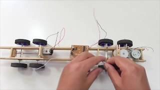 Cómo Hacer Un Minibús RC Casero (muy fácil de hacer)