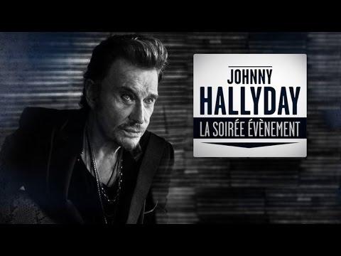 Johnny Hallyday la Soirée Evénement sur TF1