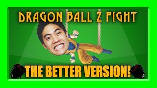 Repeat youtube video Dragon Ball Z Fight (The Better Version)