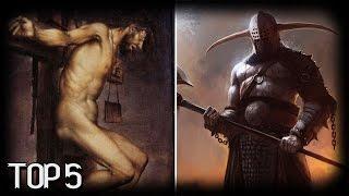 TOP 5 ESECUZIONI più TERRIBILI della STORIA