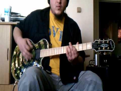 System of a Down - I-E-A-I-A-I-O guitar cover - by ( Kenny Giron ) kG