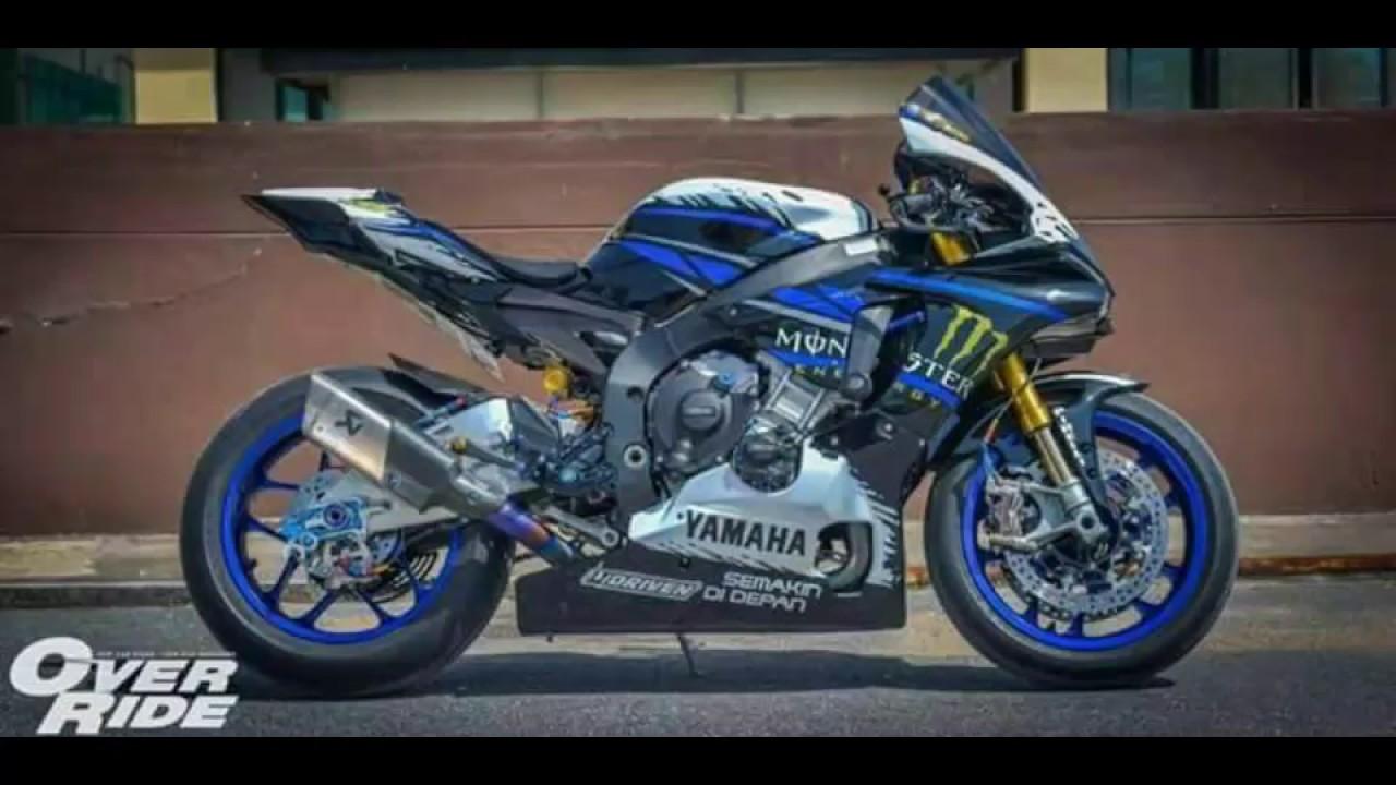 About Yamaha R V