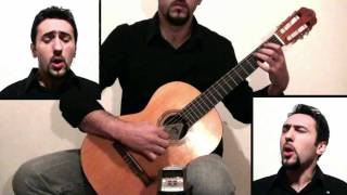"""Red Hot Chili Peppers - """"Road Trippin'"""" (Guitar & Vocal Cover)"""