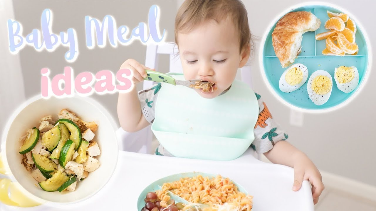 food diets for 1 year old baby