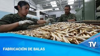 Balas: así las fabrica el Ejército Mexicano thumbnail