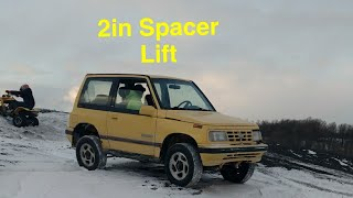 How To Install A BUDGET Geo Tracker LIFT!