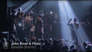 John River & Pluto // Breathe Remix (Live at uTOpia)