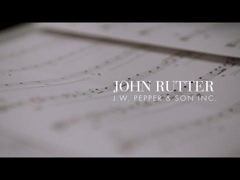 John Rutter And J.W. Pepper