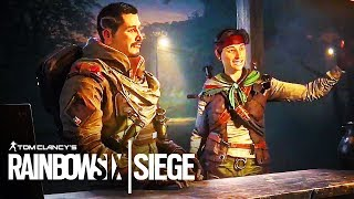 Rainbow Six Siege: Operation Ember Rise – Official Amaru & Goyo Trailer