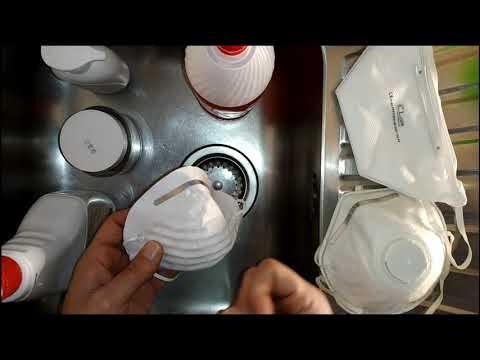 Sanificazione Mascherine con idroalcolica: PERICOLOSA non fatela in casa