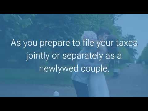 How Does Married Name Change Affect Filing Taxes