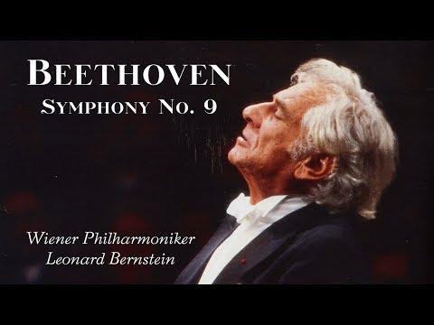 Beethoven Symphonien No.9, Wiener Philharmoniker / Leonard Bernstein