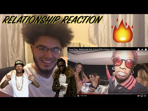 """Young Thug - """"Relationship"""" Ft. Future Official Music Video 