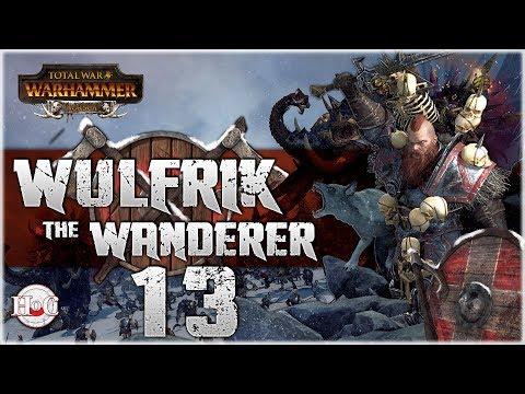 Total War Warhammer - Norsca - Wulfrik the Wanderer - 13