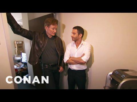 Conan Busts Jordan Schlansky & His Elitist Espresso Machine - CONAN on TBS