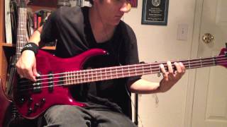 Tool | Parabola [Bass Cover]