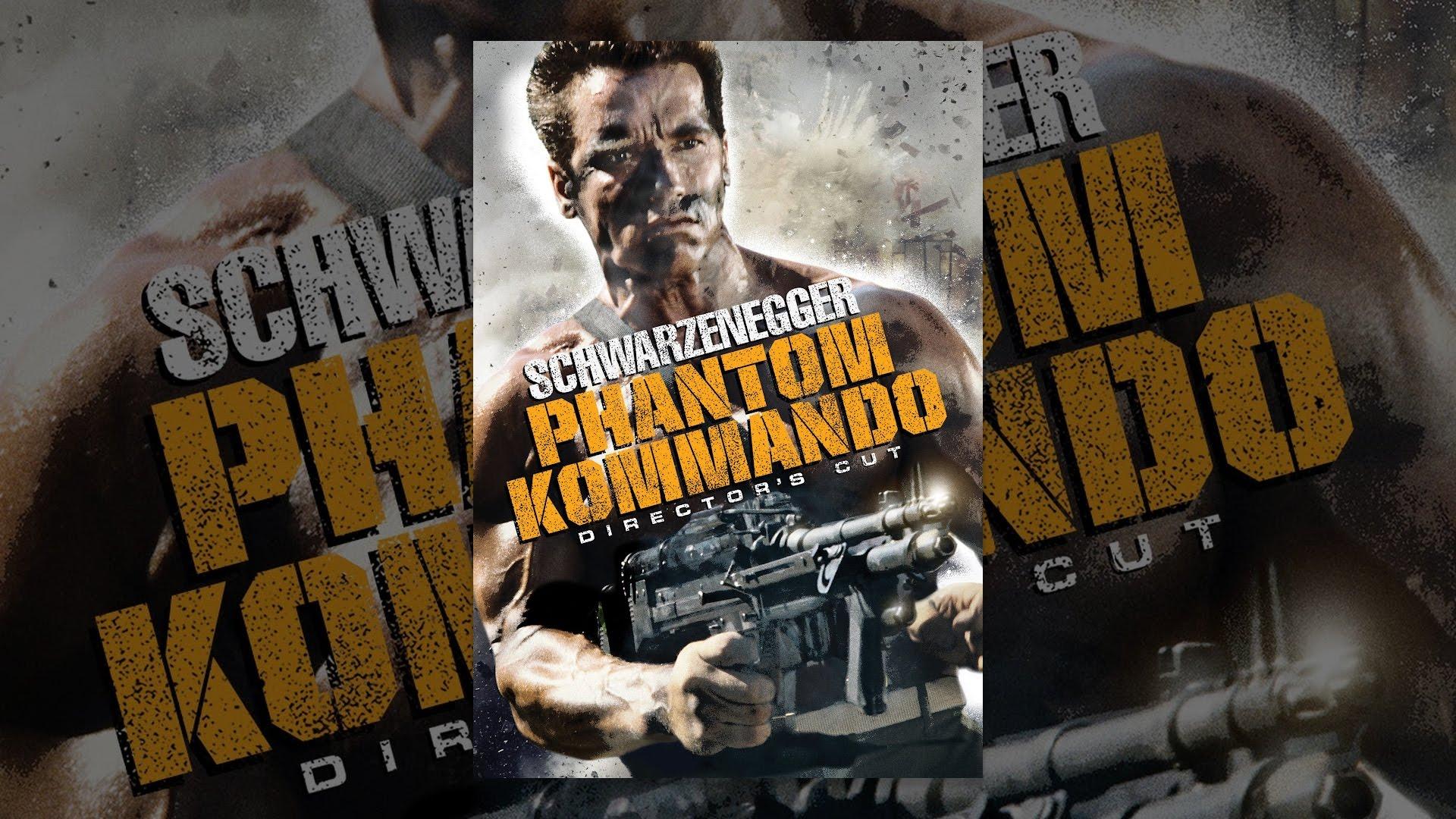 Phantom Kommando Directors Cut