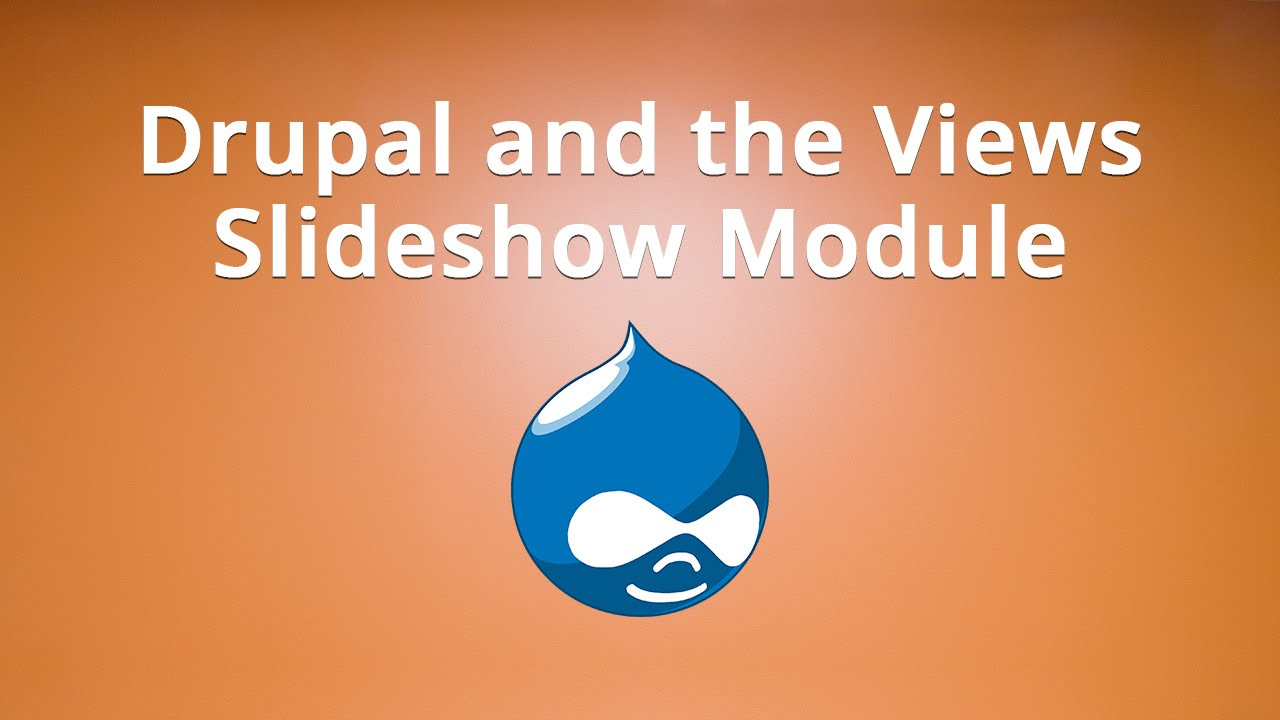 Drupal and the Views Slideshow Module