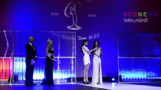 Miss Nevada USA 2014 - Top 5 Questionnaires