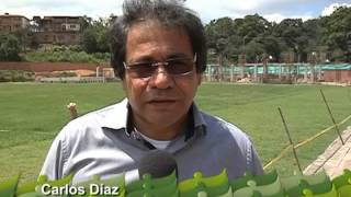 Estadio Álvaro Gómez Hurtado, en remodelaciónPrograma13.05/05/13
