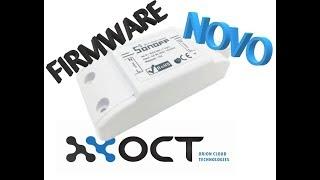 Sonoff firmware update