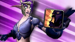 Warrior OBLITERATES In A 1V5! (5v5 1v1 Duels) - PvP WoW: Battle For Azeroth 8.1