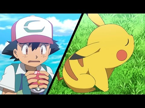 Pikachu Had an Owner Before Ash Ketchum???