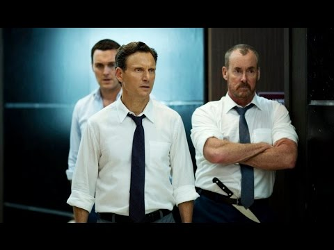 The Belko Experiment Official Trailer  2017  - Sean Gunn Action Movie 4K Ultra HD Poster