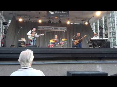 Ilkka Rantamäki & The Bluesbrokers. August 2016. Helsinki. Part 10