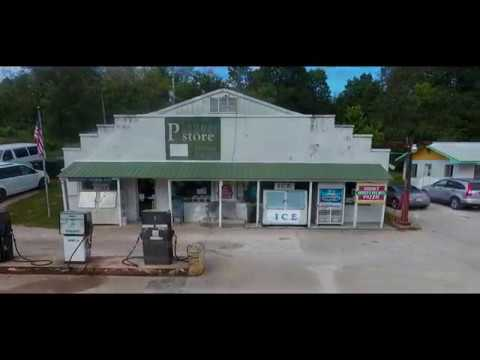 Southern Missouri country store  Pioneer Country store Protem MO