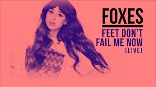 Foxes - Feet don