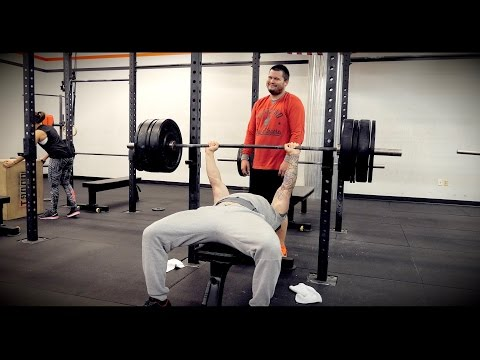 NO BENCH PRESS In Crossfit