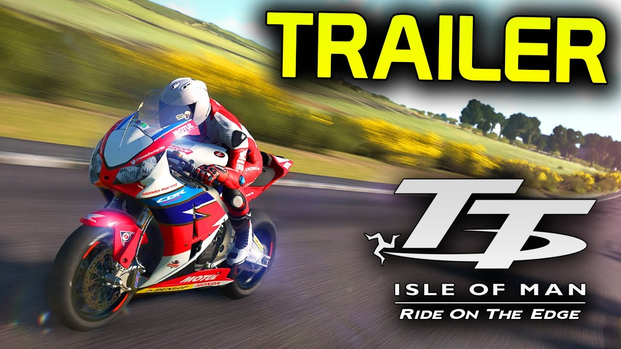 isle of man tt game 2017 gameplay trailer iom tt riding. Black Bedroom Furniture Sets. Home Design Ideas