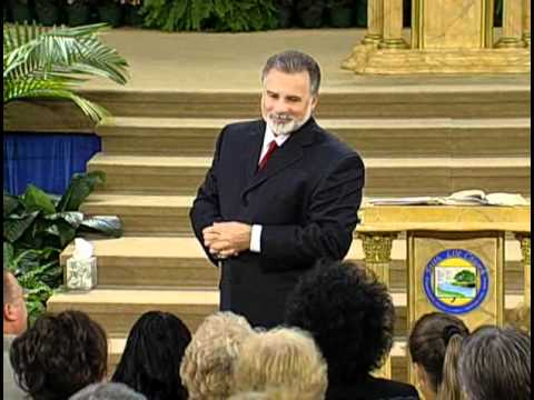 Keith Moore   Gods will to heal   Pt 12  Authority over demons and disease