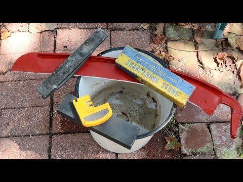 Antique Keen Kutter Scythe Restoration 1: Repairing Wood and Metal