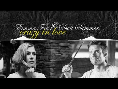 Emma/Scott - Crazy in love