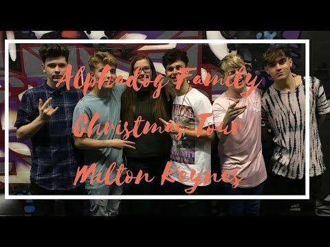 Alphadog Family Christmas Tour || Milton Keynes