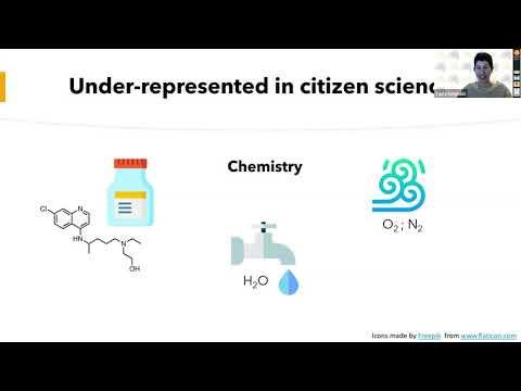 CitSciOzOnline: Innovation in Citizen Science - Dr Yaela Golumbic - Under-represented in Citizen Science