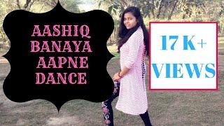 AASHIQ BANAYA AAPNE | HATE STORY IV | DANCE CHOREOGRAPHY