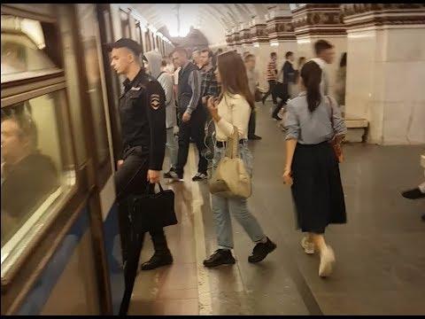 метро Киевская, переходы между станциями
