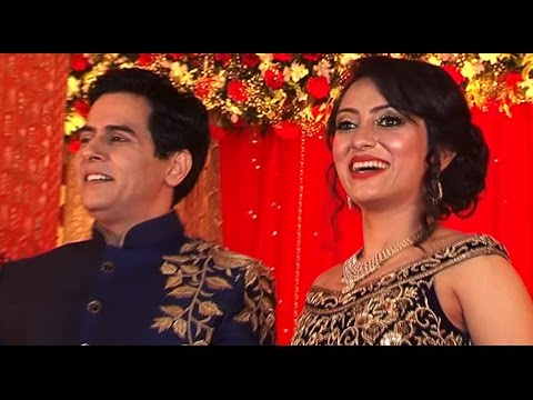 Aman Verma & Vandana Lalwani WEDDING RECEPTION | Full Video