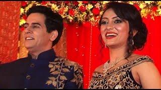 Aman Verma & Vandana Lalwani WEDDING RECEPTION | Full Video