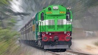 Green ALCo Green Train (Garibrath) : Indian Railways