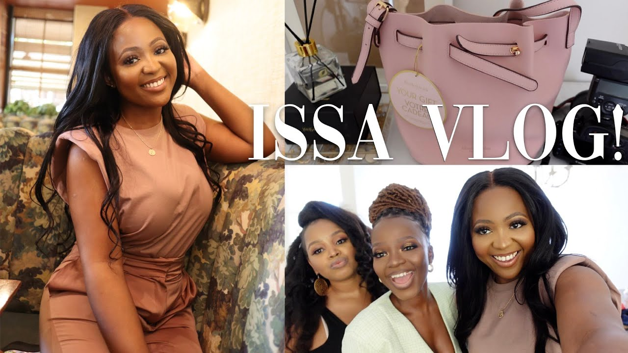 ISSA VLOG: I CAN FINALLY DRINK!, EVENTS are BACK!, Spending time with FRIENDS!