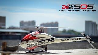 Vidéo: ALZRC DEVIL 505 FAST Combo