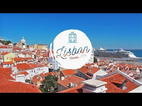 Beautiful Lisbon, September 2017.